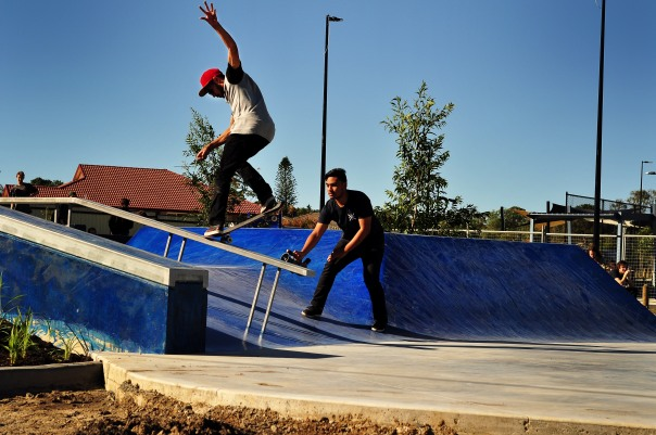 LP, Bs 180 Nosegrind