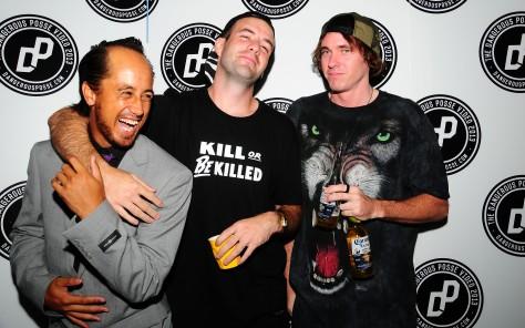 Pedro, Biggie and Yonny